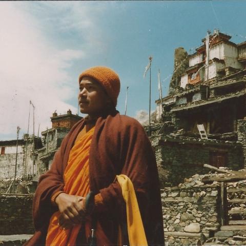 Bhikkhu - Monaco - FFDL