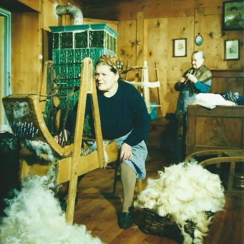 Vestir di lana - FFDL