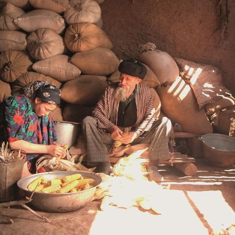 Jenseits von Samarkand - Eine Usbekische Liebsgeschichte - FFDL