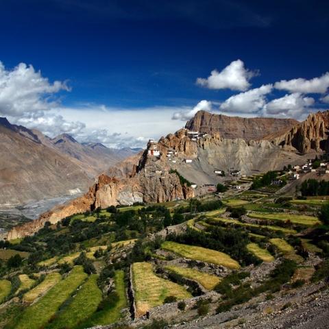 Postbote im Himalaya - FFDL