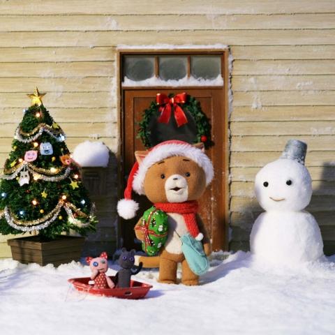 Komaneko no Christmas Maigoninatta present - FFDL