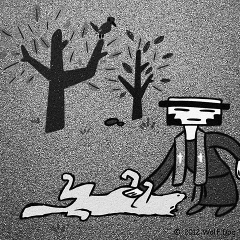 Wolf dog tales - FFDL