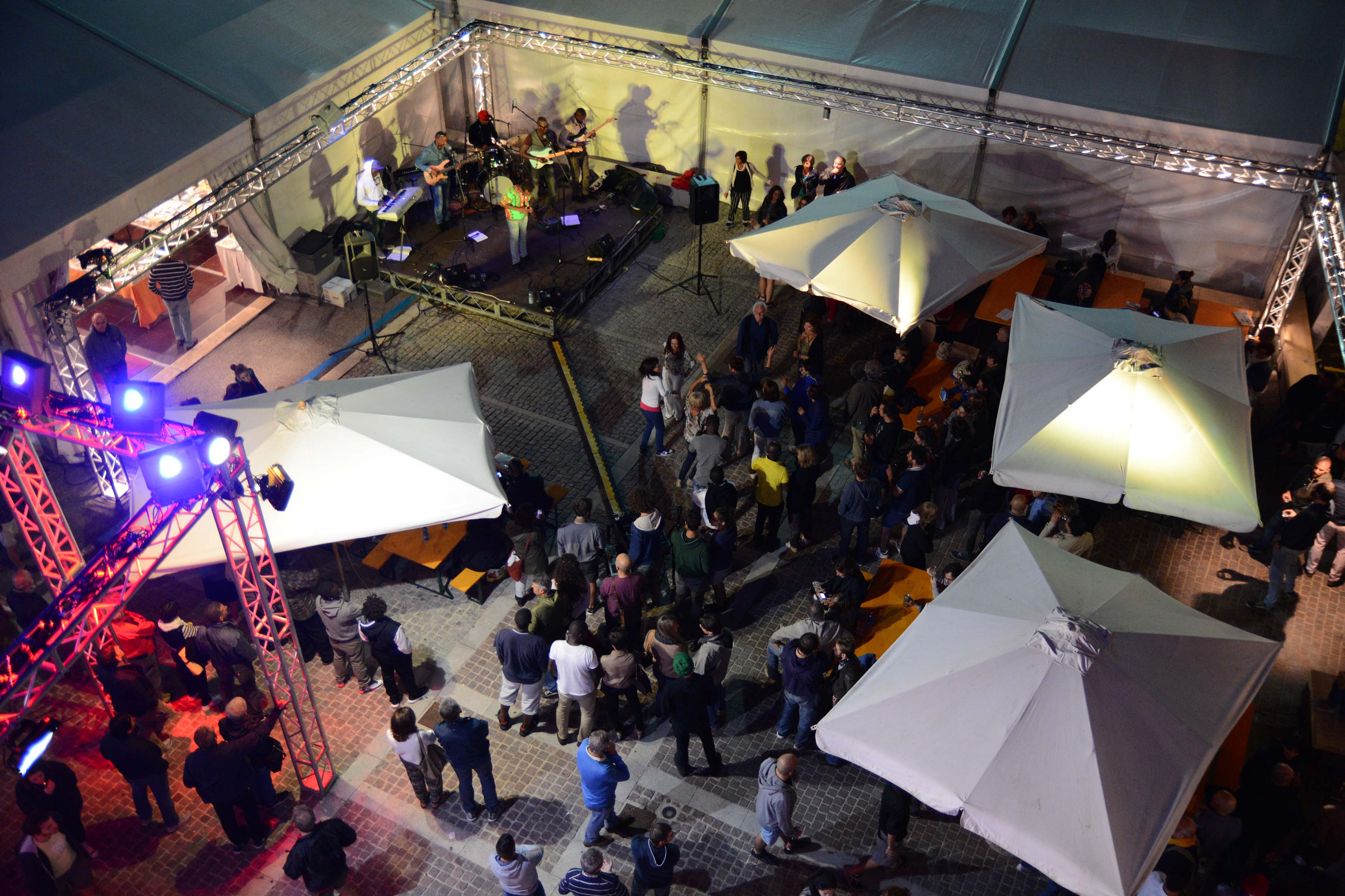 Piazza del Festival